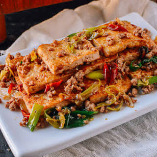 Home-Style Tofu Stir-fry.