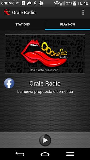 Orale Radio