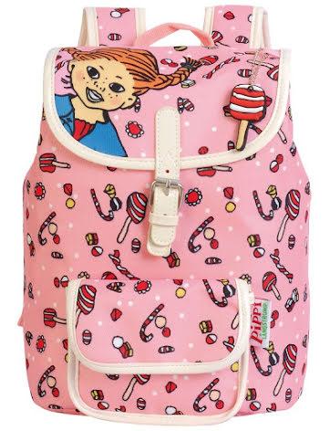 Ryggsäck Pippi, Candy Pink