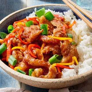 General Tso's Chicken.