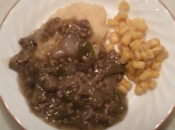 Mom-mom's Hamburger Stew Recipe