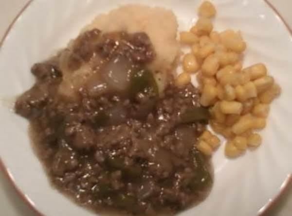 Mom-mom's Hamburger Stew Recipe