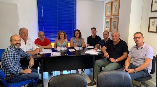 Reunión de la Unidades de Asistencia a Municipios.