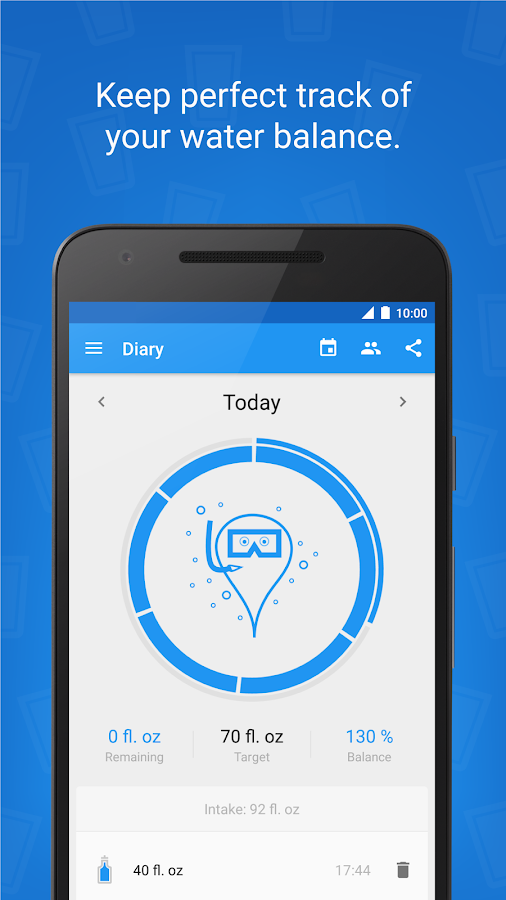 Hydro Coach Pro Drink Water Android Apps On Google Play