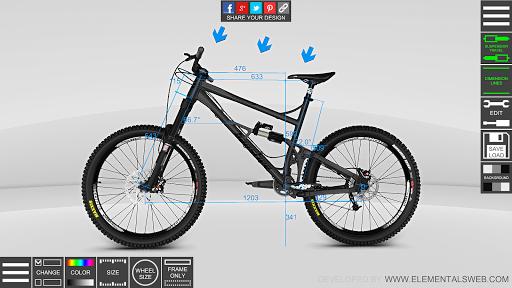 Bike 3D Configurator 1.6.8 screenshots 4