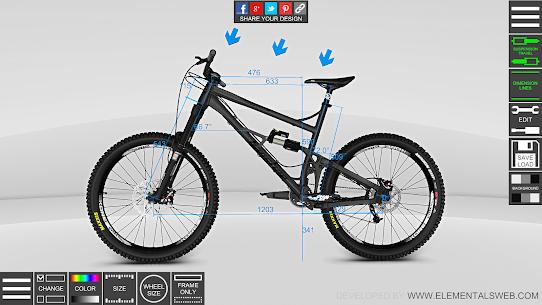 Bike 3D Configurator 4