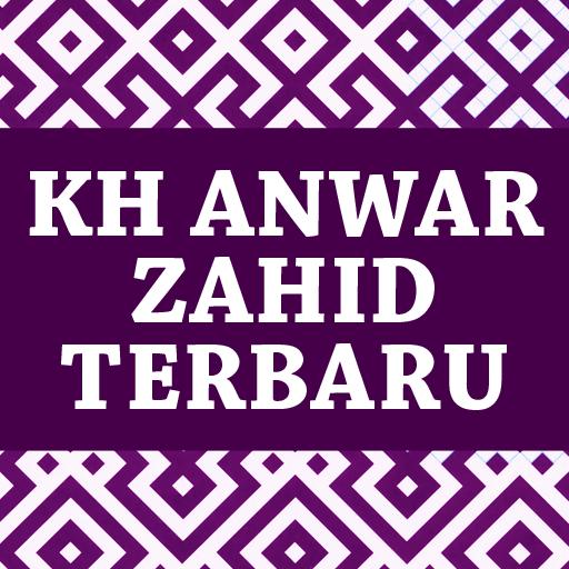 KH Anwar Zahid Terbaru