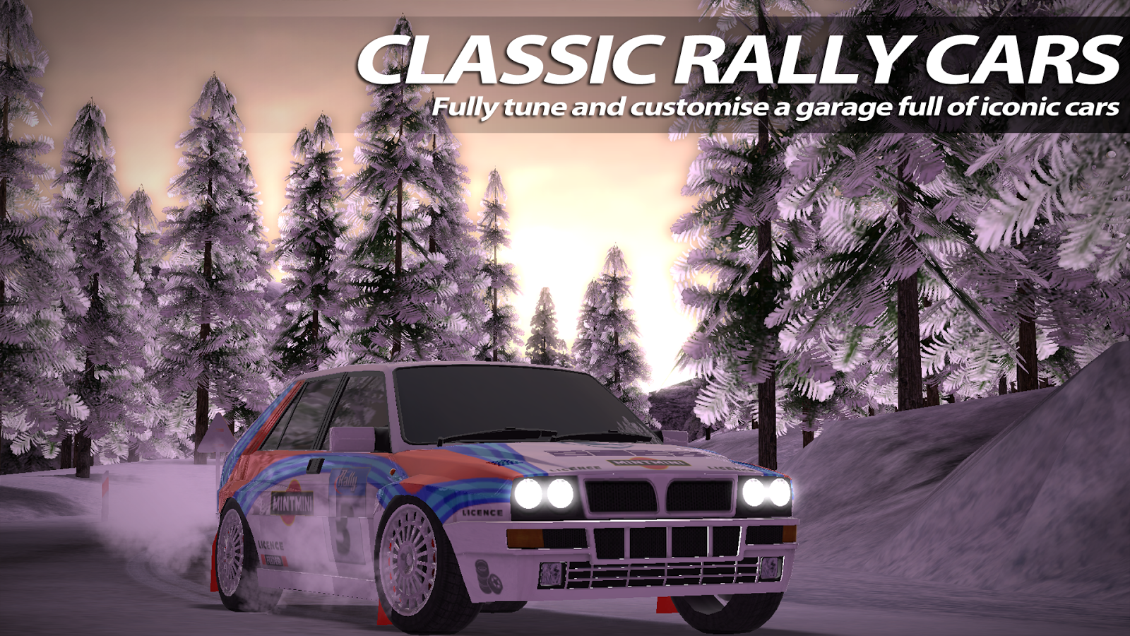 Rush Rally 2- screenshot
