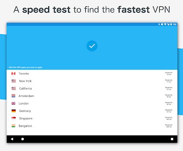 Free Vpn Safe And Private Browsing On A Hotspot Apps