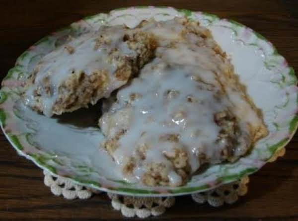 Cinnamon Bun Scones Recipe