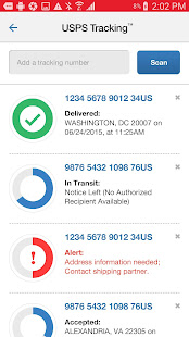 USPS MOBILE® - Apps on Google Play