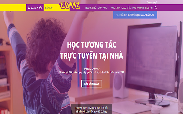 Edte.vn Desktop Streamer
