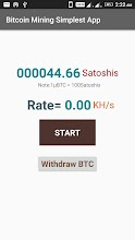 Bitcoin Mining Simplest App 2 0 latest apk download for
