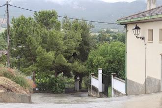Photo: Llegada a Lascuarre