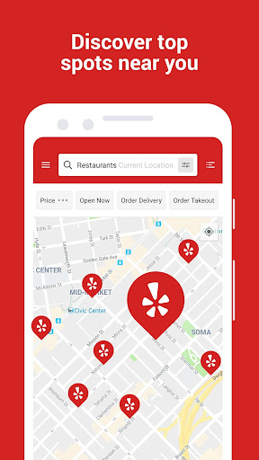 Yelp: Food, Shopping, Services Nearby 10.28.0-21026803 screenshots 1