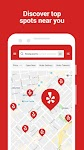 screenshot of Yelp: Food, Shopping, Services Nearby