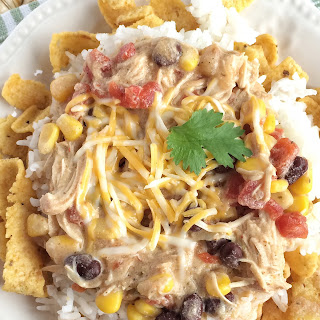 Chicken Mexican Haystacks