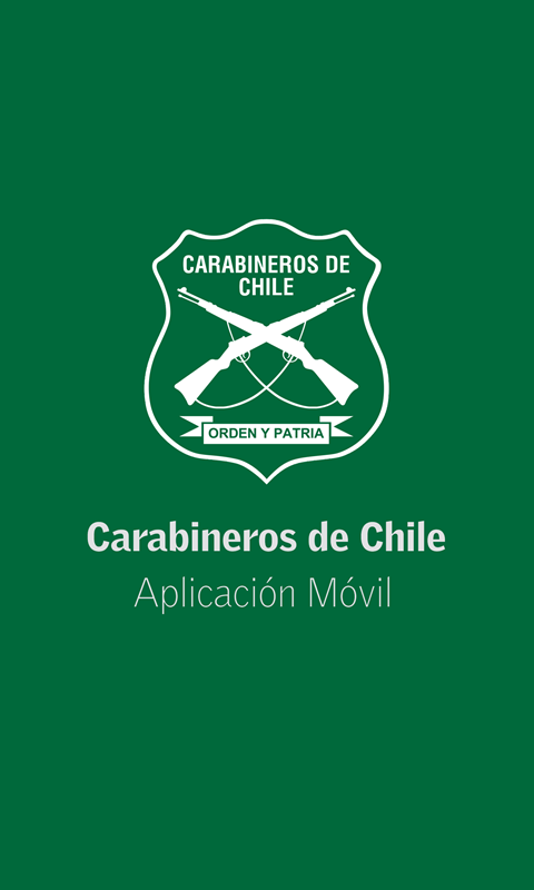 Carabineros de Chile- screenshot