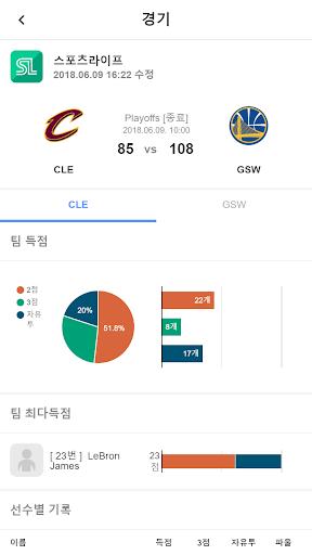 스포츠라이프(SportsLife) screenshot