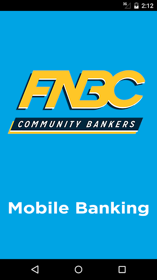 FNBC Key Mobile Banking- screenshot