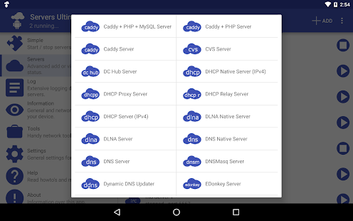 Servers Ultimate Pro Screenshot 20