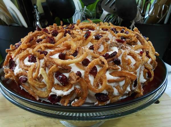 Apple Fritter Fry Cake Recipe