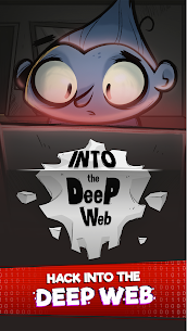 Into the Deep Web – Internet Mystery Idle Clicker 1