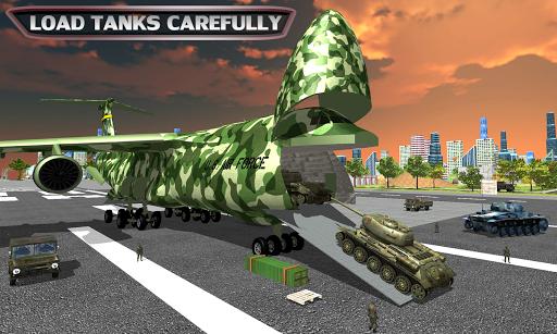 Army Cargo Plane 3D 1.4 de.gamequotes.net 1