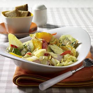 Endive and Orange Salad.