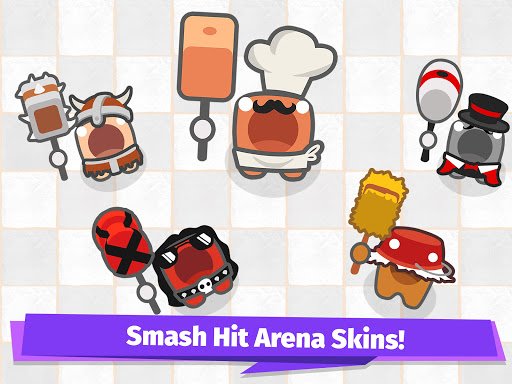 Smashers.io Foes in Worms Land 1.8 screenshots 11