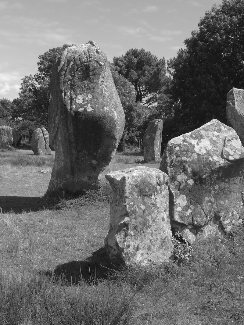 Dolmen bretone di stegro