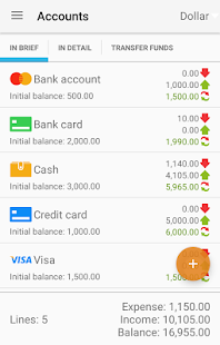 Home Bookkeeping- screenshot thumbnail