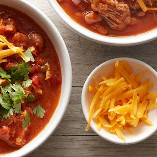 Pulled Pork Chili Slow Cooker Recipes