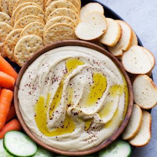Feta Cheese With Hummus Recipes.