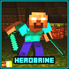 Herobrine Mod for MCPE Addon icon