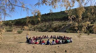 Actividades de ocio y tiempo libre en Aula de Naturaleza Paredes en Abrucena, Almería.