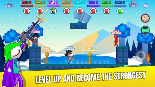 Stick Fight Online: Multiplayer Stickman Battle 2.0.29 screenshots 14