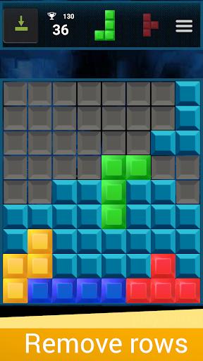 Quadris® - timeless puzzle apktreat screenshots 2
