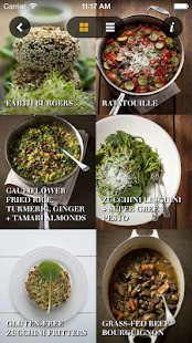 Recipes by The Healthy Chef- screenshot thumbnail