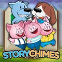The Three Pigs 2 StoryChimes icon