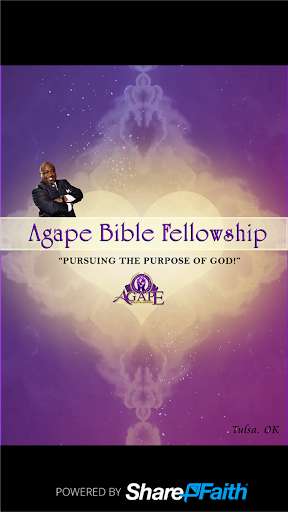 Welcome To Agape