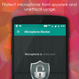 Microphone Blocker PRO – Anti Spy v1.1.7 APK [Latest]
