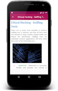 Ethical Hacking Apk Latest Version Download For Android 6