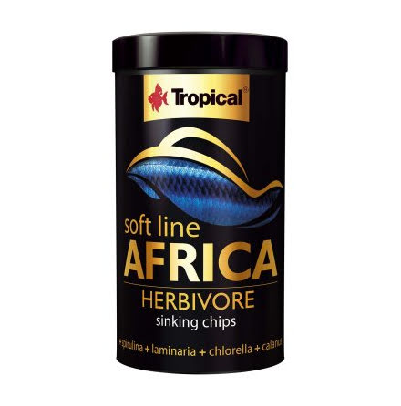 Tropical Soft Line Africa Herbivore 250ml/130g