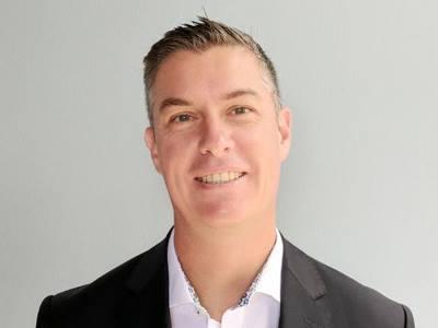 Gregg Sanders, head of digital transformation at NEC XON