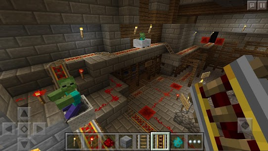 Minecraft: Pocket Edition (MOD) v1.0.4.11 Mod  APK 4