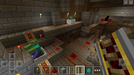 Minecraft - Pocket Edition 1.1.0.0 ( Original &Mods/2.3+) Apk