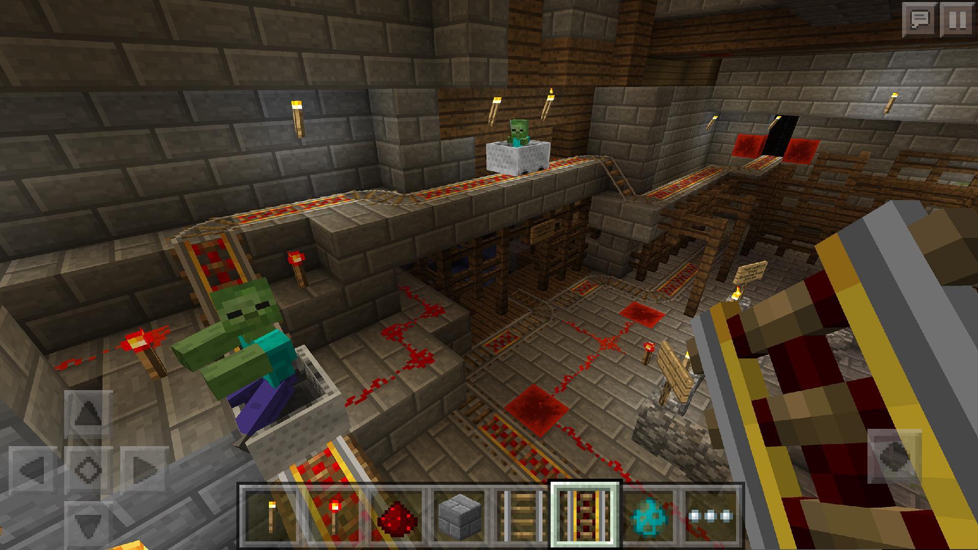 Minecraft: Pocket Edition screenshot #5