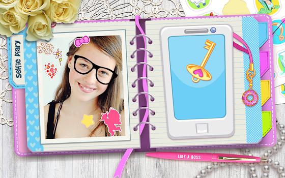 My Secret Dear Diary with Lock