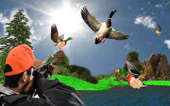 Duck Hunting 2018: Archery bird hunter 3D apk screenshot